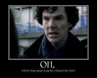 Sherlock Carol 1