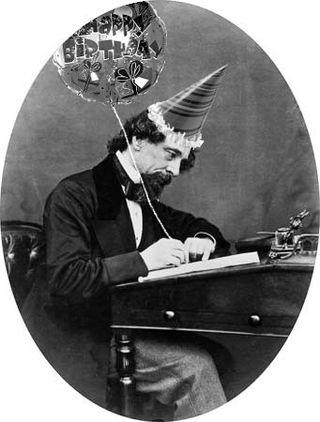 Dickens balloon