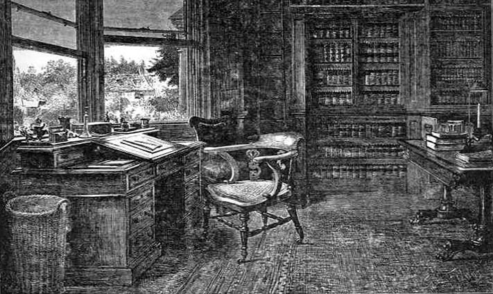 Samuel_Luke_Fildes_-_The_Empty_Chair_(The_Graphic _1870)